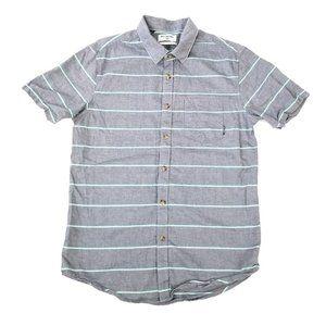 Billabong | Blue Tailored Fit / Stretch Shirt M